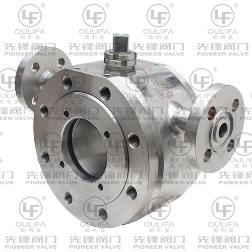 Heating Jacket Ball Valve