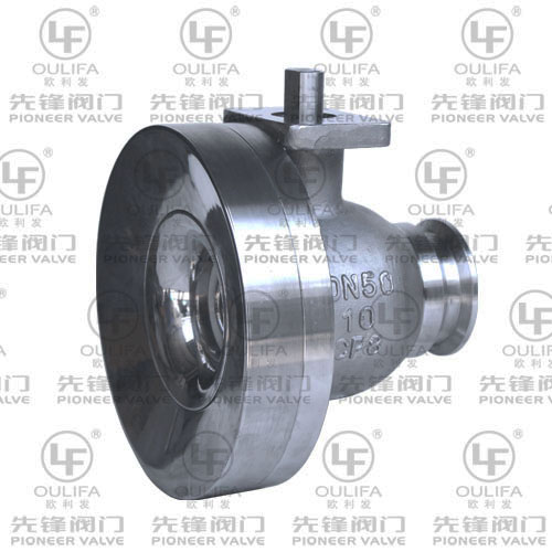 Cavity Filler Tank Bottom Ball Valve