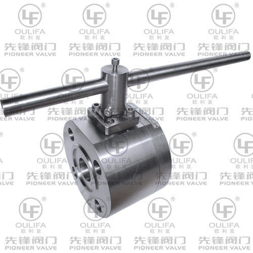 Forged Wafer Type Ball Valve SQ72F-160P