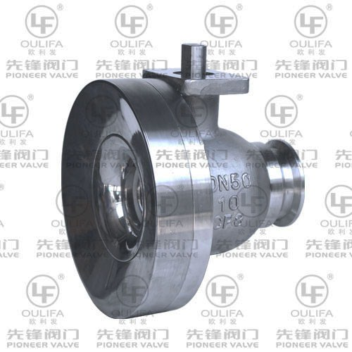 Cavity Filler Tank Bottom Ball Valve GQ8c1F