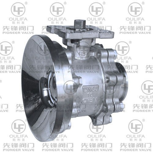 Cavity Filler Tank Bottom Ball Valve PGQ81F