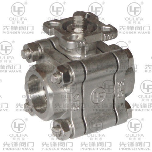 2000PSI High Performance Ball Valve PQ6c1F