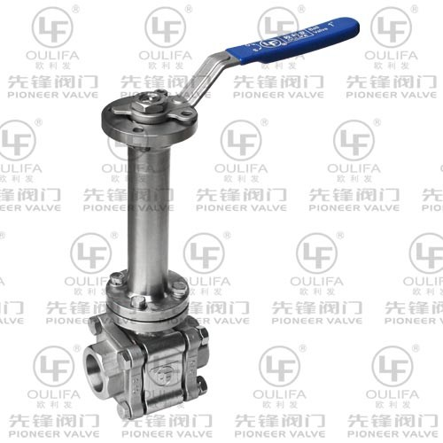 Cryogenic Ball Valve DQ6c1