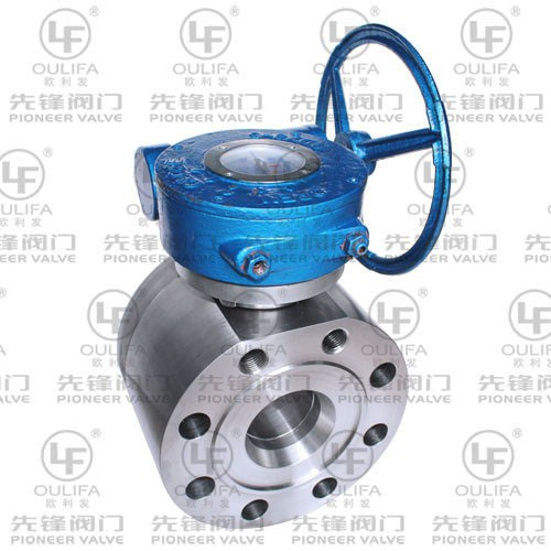 High Pressure Floating Ball Valve SQ72F-160P