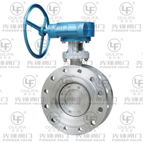Stainless Steel Butterfly Valve D341X