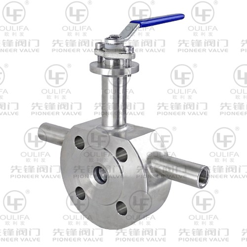Jacket Wafer Ball Valve BQ73F-10KP