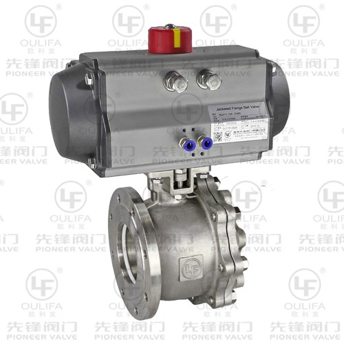 Pneumatic Wafer Ball Valve PSQ672F DN150